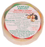 Nutmeg Soap